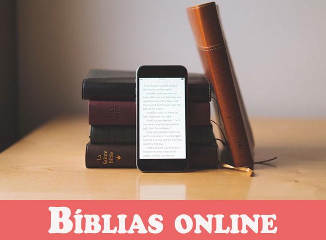 Elenco de Bíblias OnLine