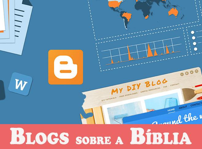 Blogs sobre o mundo Bíblico