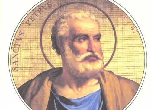 Resultado de imagem para são pedro apóstolo de jesus