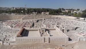 Templo de Jerusalém - Ampliação de Horodes